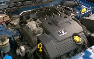 Storing bij Landrover Freelander 2.5L-V6 opgelost door de in-cilinder-drukmeting met de MPS