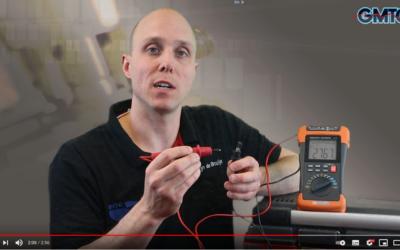 Een isolatiemeting doen op een e-voertuig, hoe werkt dit?